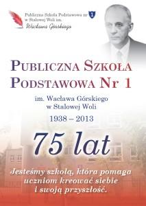 75lecie PSP1 Stalowa Wola